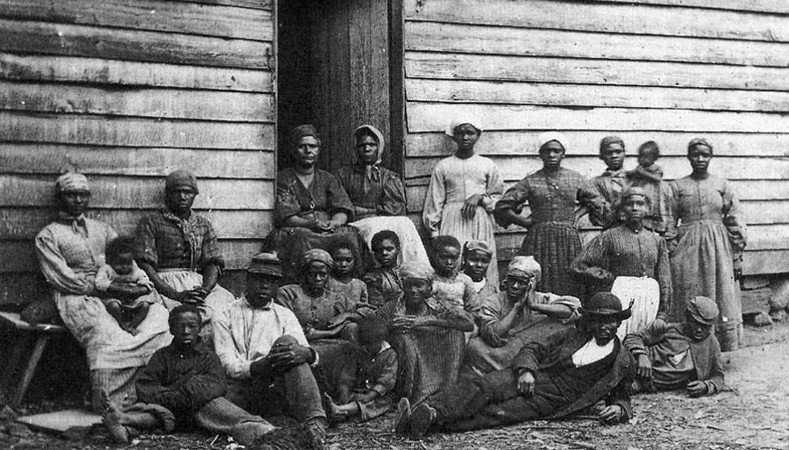 the enslavement of africans as a result of racial prejudice Why were white people so violently racist against african americans in the american the northern states were not innocent of racism and violence against african americans during and post slavery racism and segregation still as a result of the spanish-american war came to include the.