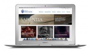 <h1>Introducing <i>Sapientia</i></h1>After months of design and development, our new digital periodical is here ...