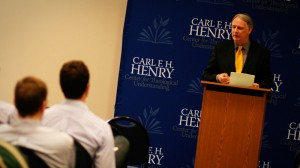 Stephen Williams lectures on Karl Barth and election