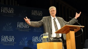 """<h1>McCormack lectures re-released</h1>Listen to all seven lectures on """"The God who Graciously Elects."""""""