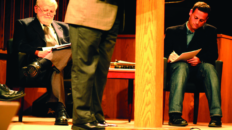 <h1>Media Archive: Trinity Debate (Oct '08)</h1>Grudem/Ware and McCall/Yandell debate Eternal Subordination