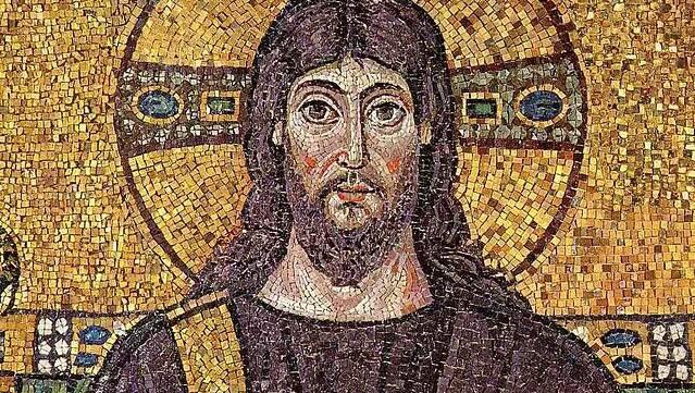 6th-century mosaic in Sant'Apollinare Nuovo,