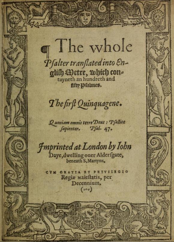 the-psalter