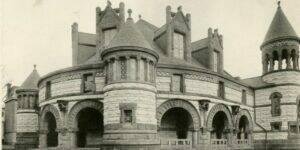 Alexander Hall at Princeton University
