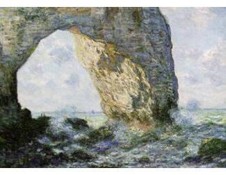 Monet-border