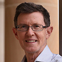 University of Queensland Prof. Peter Harrison, a historian of ideas, has won a prestigious fellowship to try to work out whether or not the rise of science really does lead to a decline of religion.Outside his office at UQ in St Lucia , Brisbane.